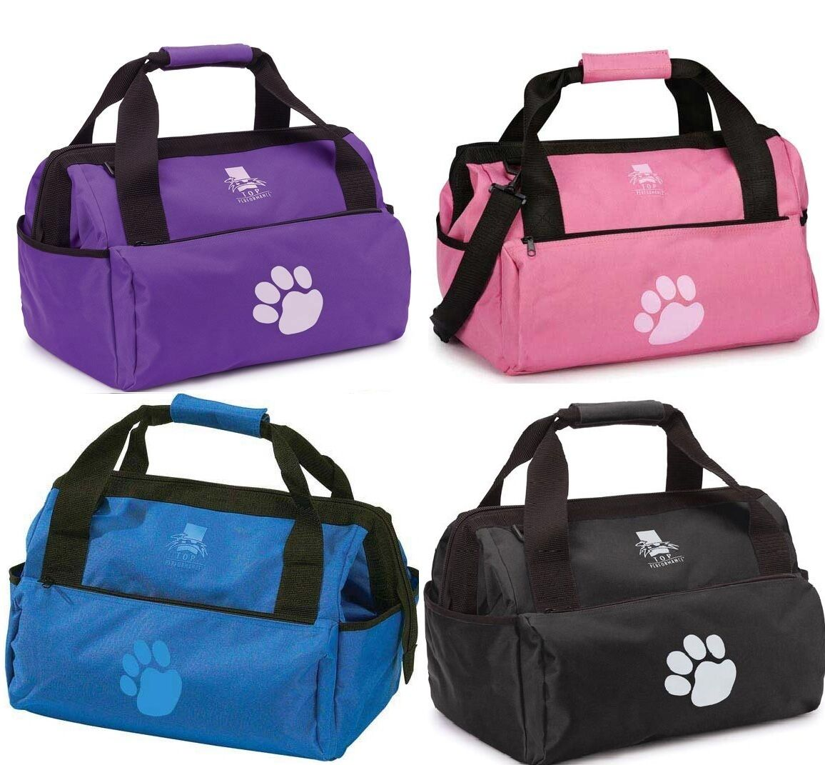 Top Performance Performance Performance Groomer's DUFFLE BAG Pet GROOMING Travel Storage Tool Tote Case 8a1114
