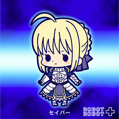Fate/Zero Rubber Strap Collection chapter1 Saber Armor ver. Japan