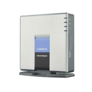 SPA3000-Unlocked-Linksys-Internet-Phone-Adapter-VoIP-Gateway-PSTN-1-FXO-1-FXS