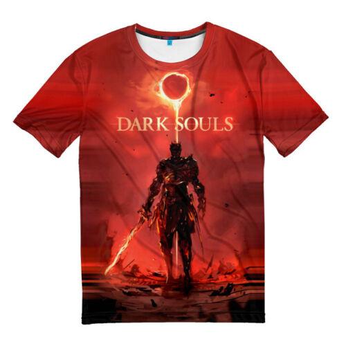 T-shirt fullprint Dark Souls