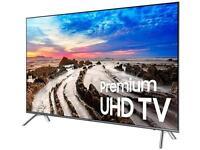 Samsung Un75mu8000fxza 75-inch 2160p 4k Uhd Smart Tv - Black (2017)