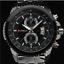 Curren-8082D-2-Silver-Black-Black-Stainless-Steel-Watch thumbnail 5