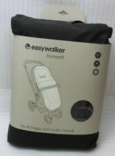 Thule Footmuff in shadow grey Isolierter Premium-Fu/ßsack verstellbare Kapuze