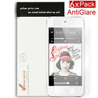 6 Pack Matte Anti Glare Apple iPod Touch 5 5th Generation Screen Protector Film