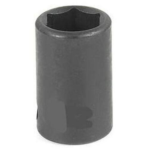 """Grey Pneumatic 1018R 3//8/"""" Drive x 9//16/"""" Standard Socket"""