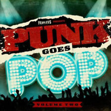 Punk Goes Pop, Vol. 2 by Various Artists (CD, Mar-2009, Fearless Records)