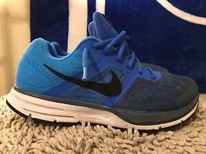 Details about Nike Air Pegasus+ 30, Prize Blue White Black, Men's Running Shoes, Size 11