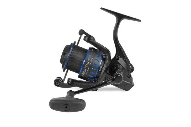 Preston Innovations greezza Match Reel tutte le taglie Full Range Pesca grossa