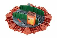 Fisher-price Trackmaster Tidmouth Turntable Expansion Pack (8 P... Free Shipping