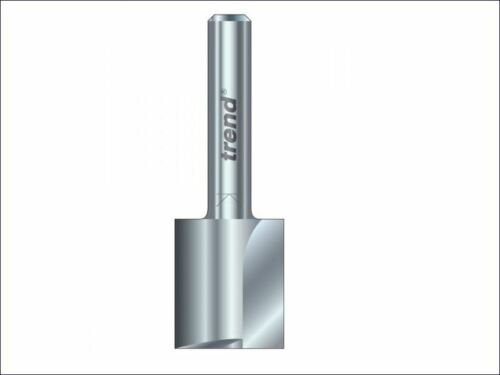 3//21 x 1//4 HSS Two Flute Cutter 6.3mm x 28mm Trend