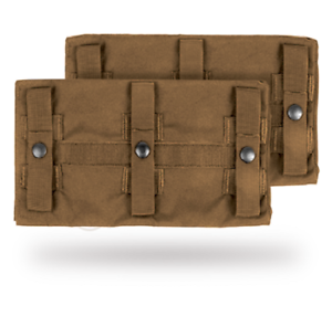 Crye Precision JPC  Long Side Armor Plate Pouch Set - Size 2 (6  x 11.5 ) Coyote  up to 65% off