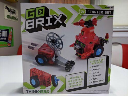 Lego KRE-O K'Nex Go Brix Building Brick Remote Control R//C Motor Kit