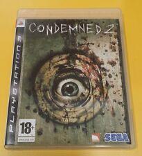 Condemned 2 GIOCO PS3 VERSIONE ITALIANA