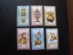 Germany-Rda-Stamp-Yvert-Tellier-N-2439-A-2444-N-MNH-COL9