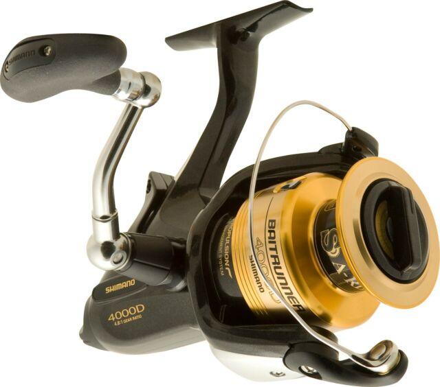 Shimano Baitrunner D 4000 - Fishing Reel - BRAND NEW