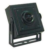 Sunvision 960tvl In/outdoors Hd Pinhole Box Spy Camera 1/3 Sony 3.7mm Lens (50a)