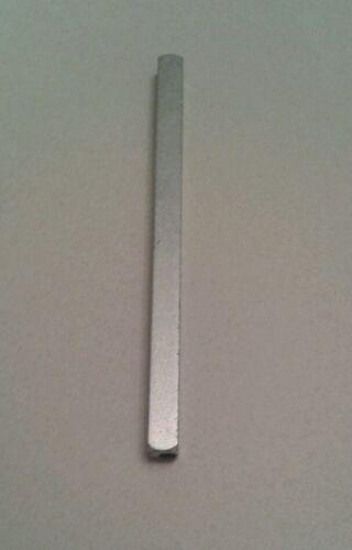 Vierkantstift Drückerstift Stift 8 x 150