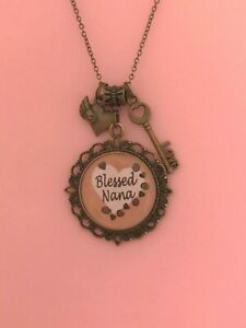 NaNa Angels Watching Over Gift Boxed Charm Necklace FREE SHIPPING!