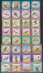 Kuwait-1973-mi-578-09-pajaros-Birds