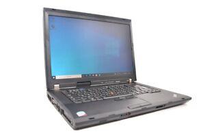 """Ordinateur portable LENOVO ThinkPad R500 Core2 T5870/4GB/320Go/15,4""""/Win10P #A25"""