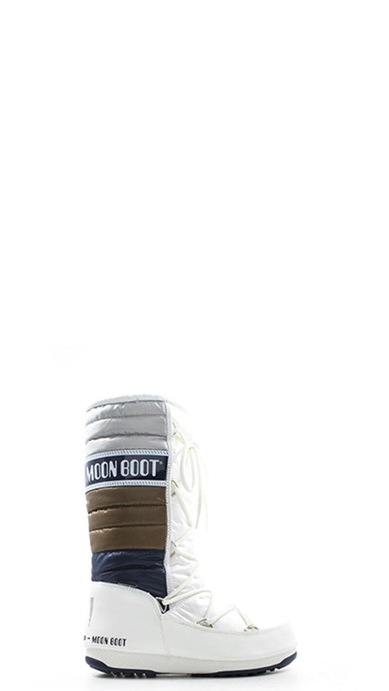 Schuhe MOON MOON MOON Stiefel Damenschuhe Stiefel  BIANCO/BLU  24003400-002S 164530