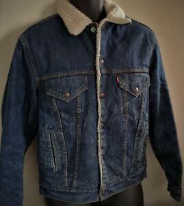 Vintage-Levis-shearling-Sherpa-USA-trucker-jacket-size-38