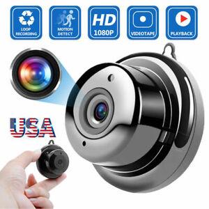 Camara-De-Seguridad-1080P-Mini-HD-Ip-Wifi-Inalambrica-vision-nocturna-videocamara-DV-DVR