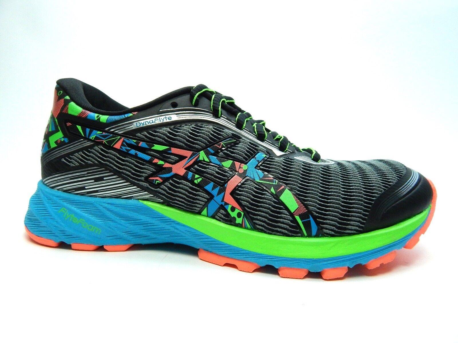 Asics dinaflyte T6F8J mujeres 9002 Castlerock multinegro mujeres T6F8J zapatos talla 5.5 bcf401