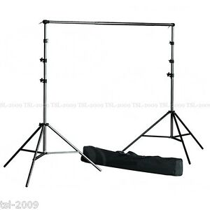 Super-Heavy-Duty-PRO-Telescopic-Background-Stand-Support-System-Vinyl-Paper-Roll