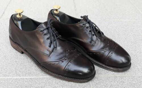Marsell - mens derby shoes. Size 40