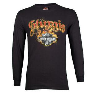 Sturgis Harley-Davidson Men/'s Ft Meade Short Sleeve T-Shirt