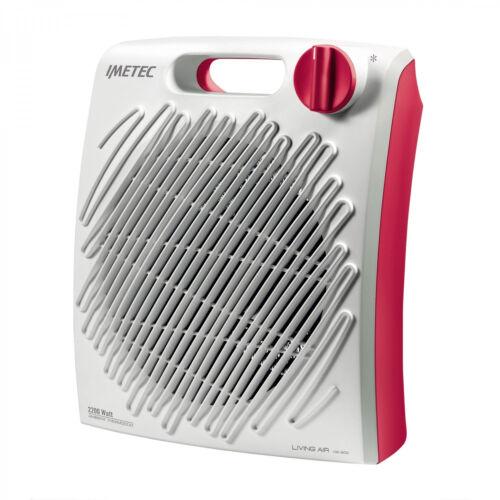 B Imetec C2-200 4014 stufetta elettrica Fan electric space heater Interno Rosso