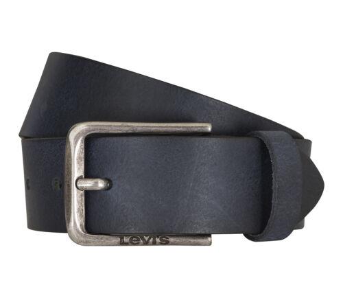 Levi´s Gürtel Herrengürtel Ledergürtel Jeansgürtel Blau 5232