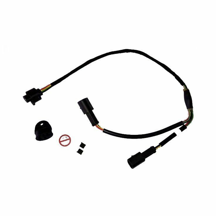 Wye Adapter Kit for System Dual-Battery 515 430mm 2100704 Bosch Cable Caric