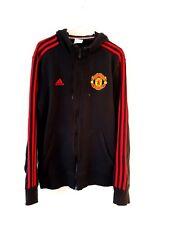 2697e62a202 item 3 Manchester United Track Top Jacket. Small Adults. Adidas. Black Man  Utd Football -Manchester United Track Top Jacket. Small Adults. Adidas.