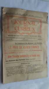 Revista-Le-Journal-Las-Curious-N-2-Demuestra-20-Janvier-1900-ABE