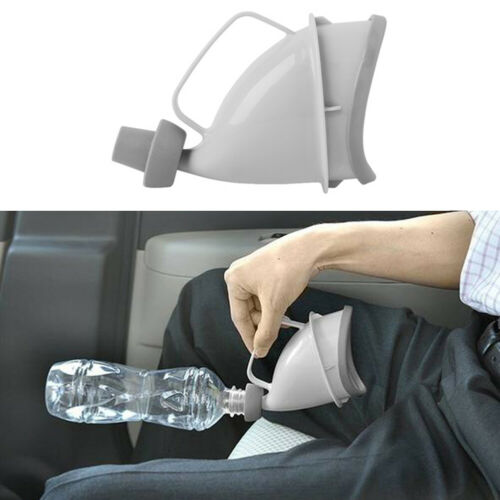 BL/_ Outdoor Emergency Camping Travel Urination Pee Toilet Urinal Funnel Salable