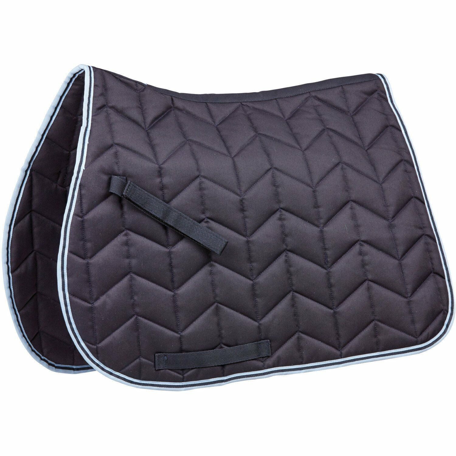 Saxon Element Quilted All Purpose Saddle Pad with Contrasting Trim