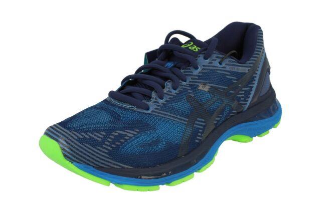 lowest price b6d46 70157 Asics Gel-Nimbus 19 Lite-Show Mens Running Trainers T7C3N Sneakers Shoes  4943