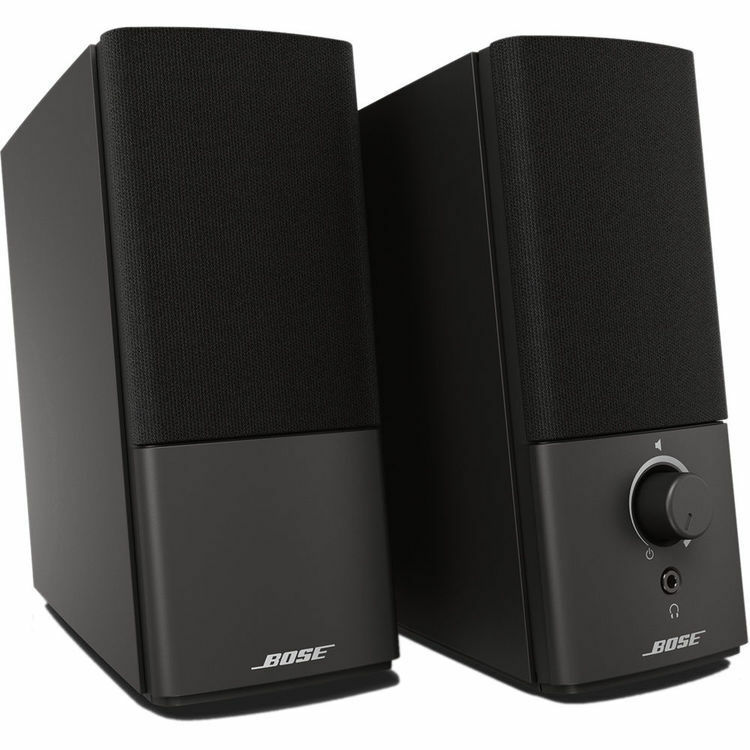 Bose Companion 2 Series III Stereo Computer Speaker System. Buy it now for 99.00