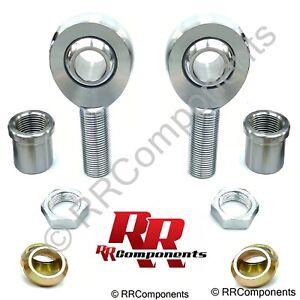 3//4-16 Thread x 5//8 Bore Chromoly Panhard Bar Heim Joints Kit, 1-1//2 x.120