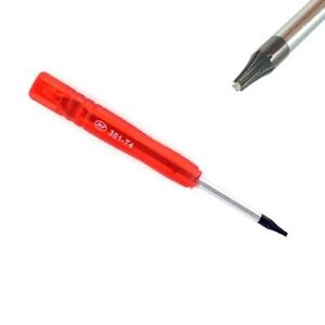 T4-SMONTAGGIO-strumento-Torx-Screwdriver-per-NOKIA-N8-BATTERIA-Removal-amp-sostituzione