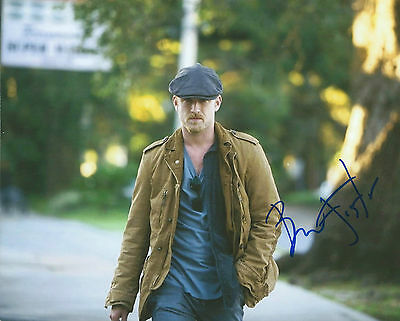 Movies Kind-Hearted **gfa The Messenger Movie *ben Foster* Signed 8x10 Photo Mh8 Coa* Photographs
