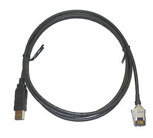 USB-to-SDL-6-Pin-6ft-IBM-Lexmark-Unicomp-Model-M-Clicky-Keyboard-Cable-NEW