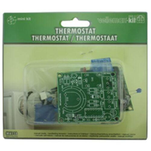 Velleman Termostato Electronics proyecto Kit mk138