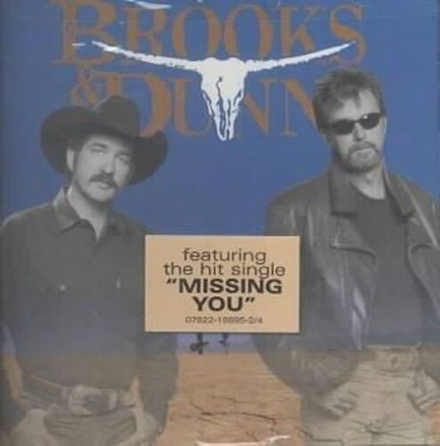 1 of 1 - Brooks & Dunn-Tight Rope  CD NEW