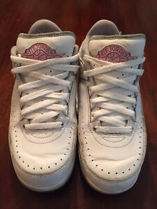 sports shoes af505 af2df Image is loading Women-s-2005-Nike-Air-Jordan-II-2-