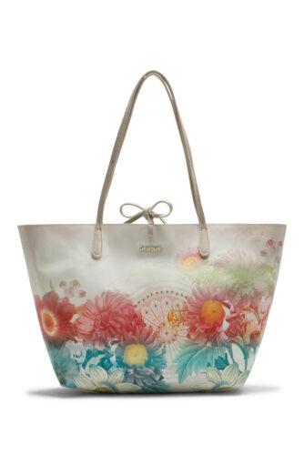 Bandolera Valkiryria Bolso 74 Shopper Nuevo Desigual Rrp Swirl Multicolor 4qFw51X