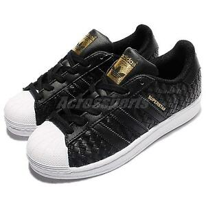 adidas Superstar II 2 Originals Trainers Mens Black White Navy