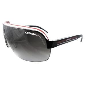 9d52a36b2752c Carrera Sunglasses Topcar 1 KB0 PT Black Crystal Red 827886796403   eBay